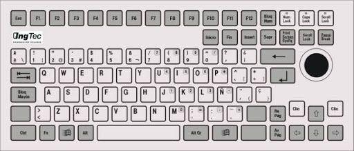 teclado windows 8
