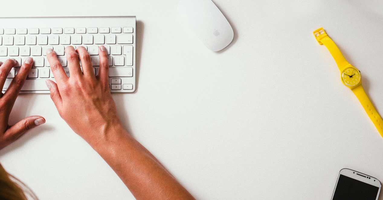 como escribir rapido en computadora